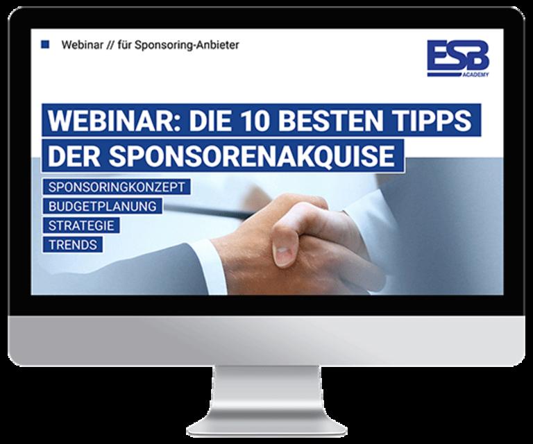 Webinar ESB 10 Tipps