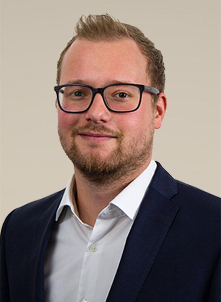 Alexander Klöpfer Portraitfoto