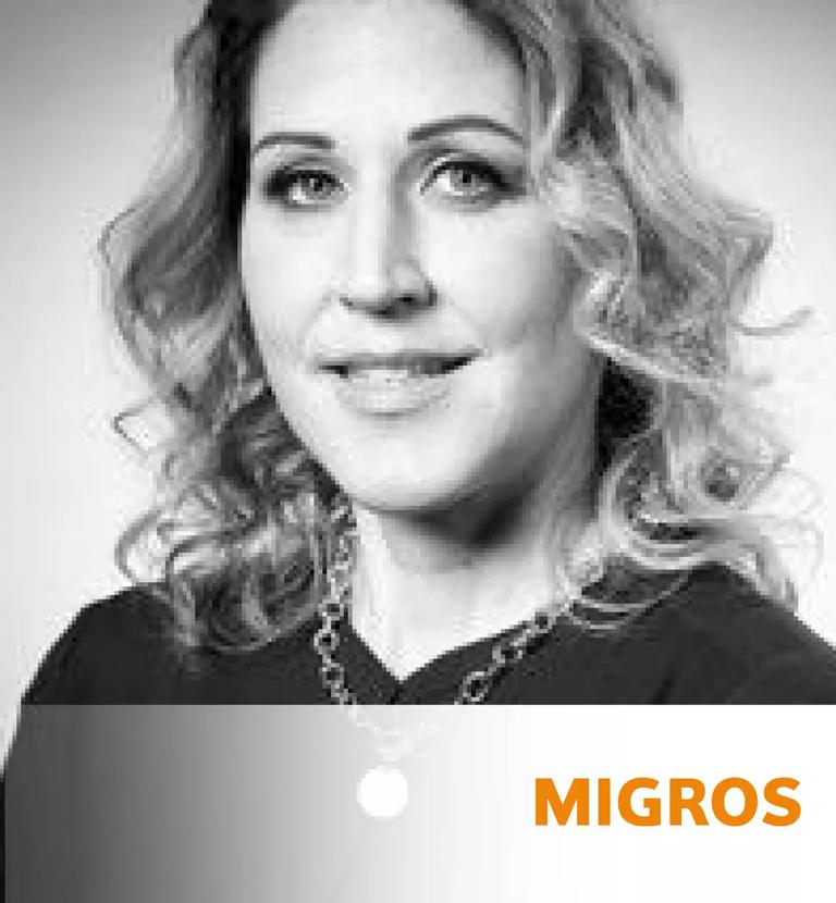 Nadine Hess, Migros