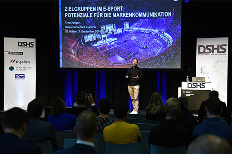 eSport & Gamification Forum St.Gallen