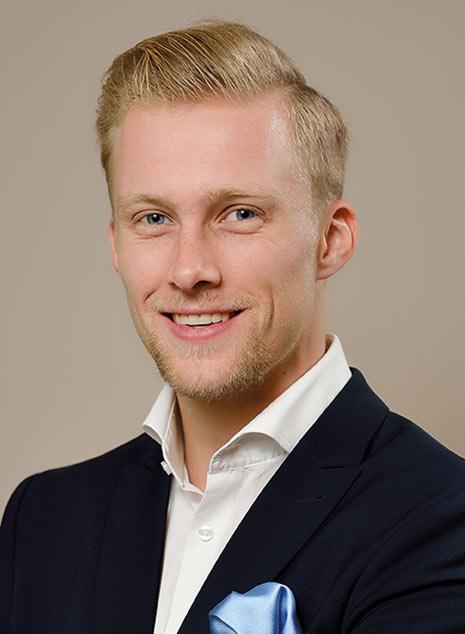 Philipp Czarske Portraitfoto