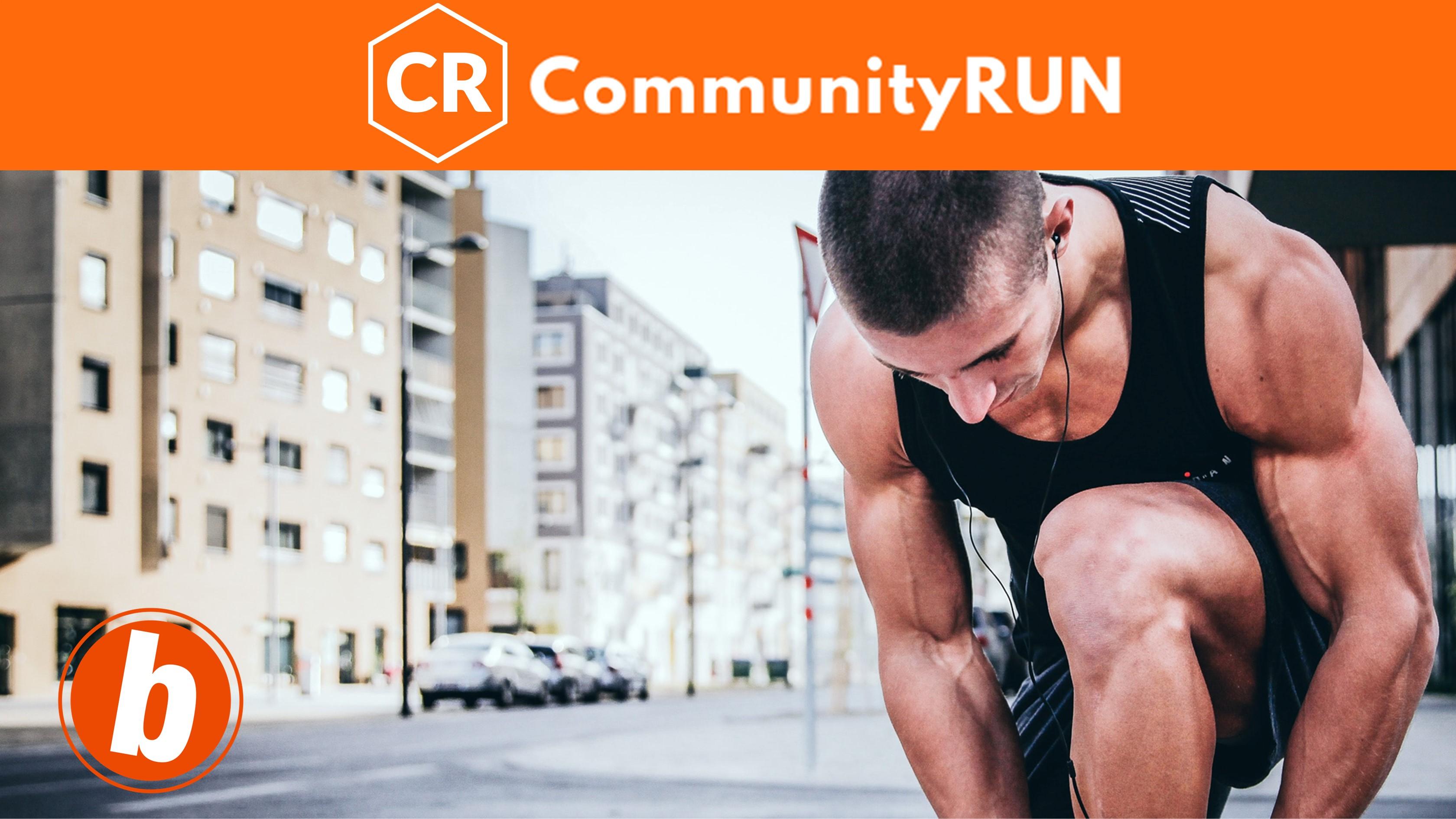 CommunityRUN - Alleine laufen in der Gemeinschaft
